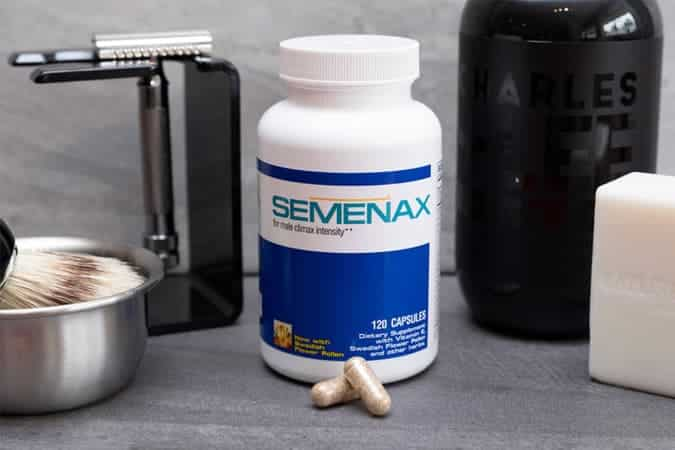 Semenax Pills Product