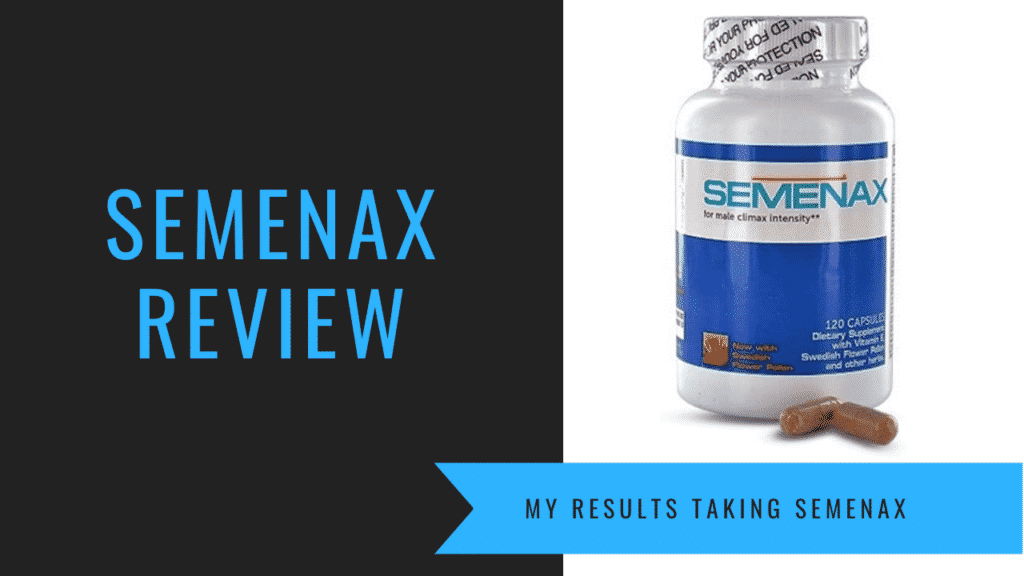 Semenax Review as premium product