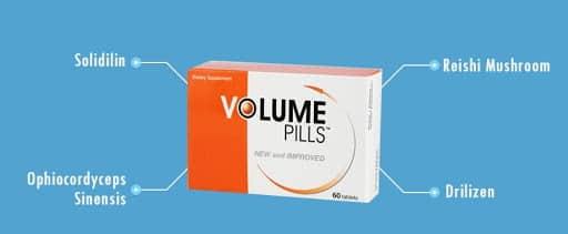 Volume Herbal Pills